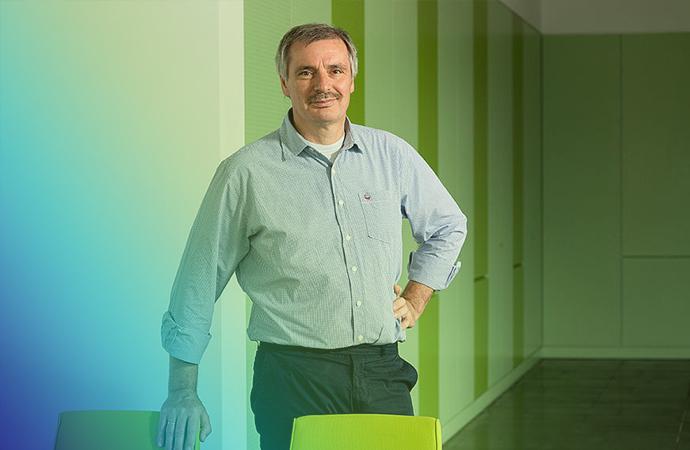 """""""5 Fragen an …"""": Prof. Jürgen Sieck"""