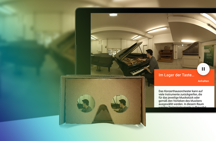 Launch der Google Expeditions