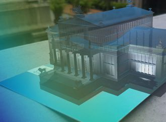 Neue AR-Postkarten im Konzerthaus Berlin