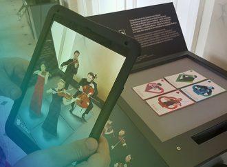 Klingende Karten: Das Virtuelle Quartett