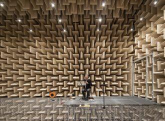 """Tonaufzeichnung im reflexionsarmen Raum mit dem Konzerthausorchester Berlin für das neue Projekt """"Orchesterbox"""""""